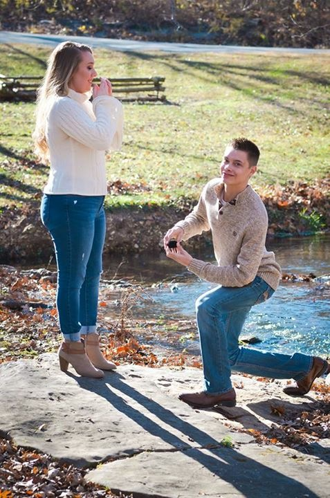 Engagement Proposal Ideas in Locust Grove, Ok
