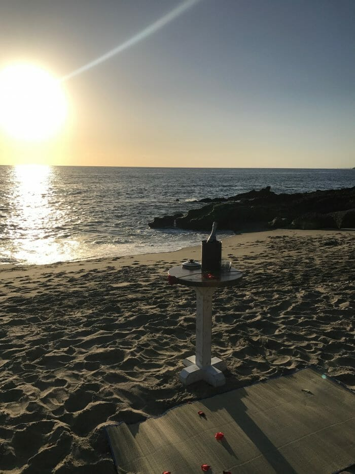 Where to Propose in Laguna Beach, CA
