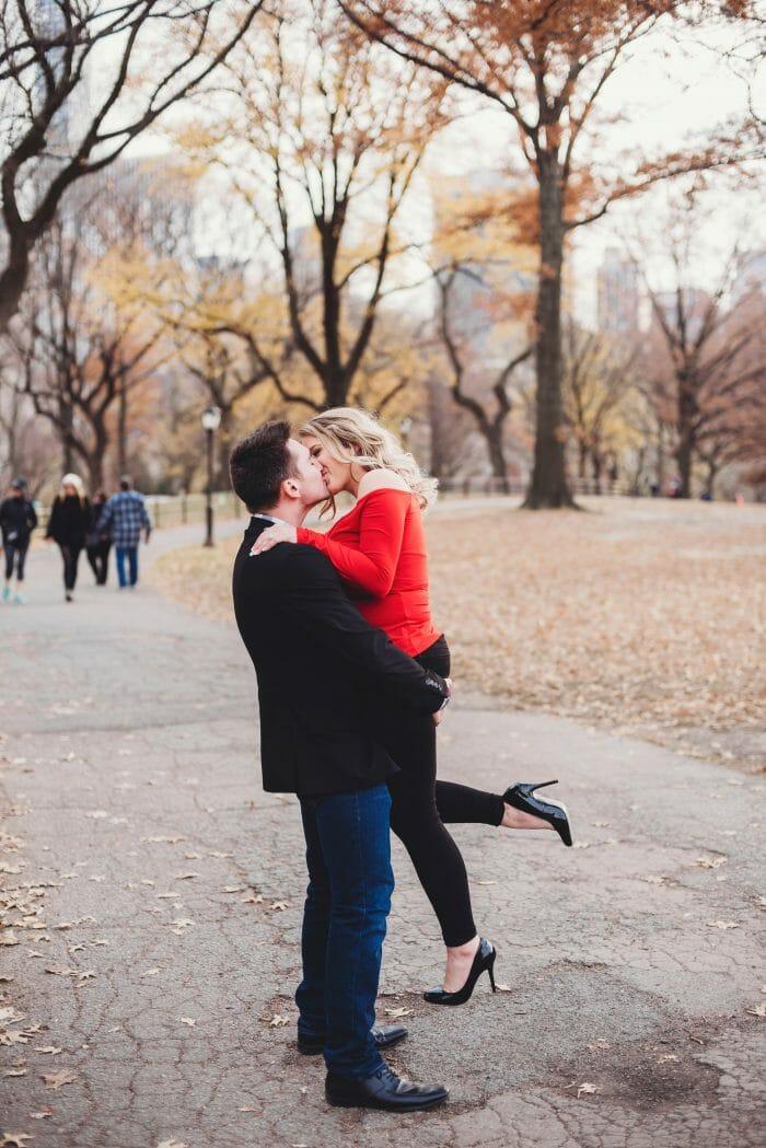 Engagement Proposal Ideas in New York City - Rockefeller Center