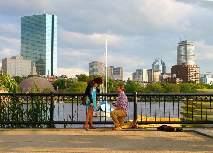 Where to Propose in Boston, MA