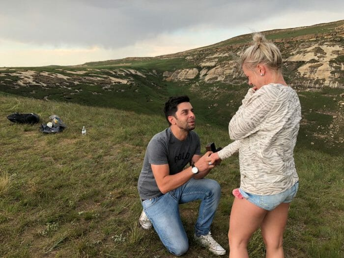 Wedding Proposal Ideas in Golden Gates National Reserve, Clarens