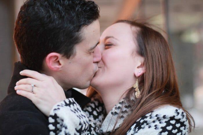 Wedding Proposal Ideas in Downtown Royal Oak, MI