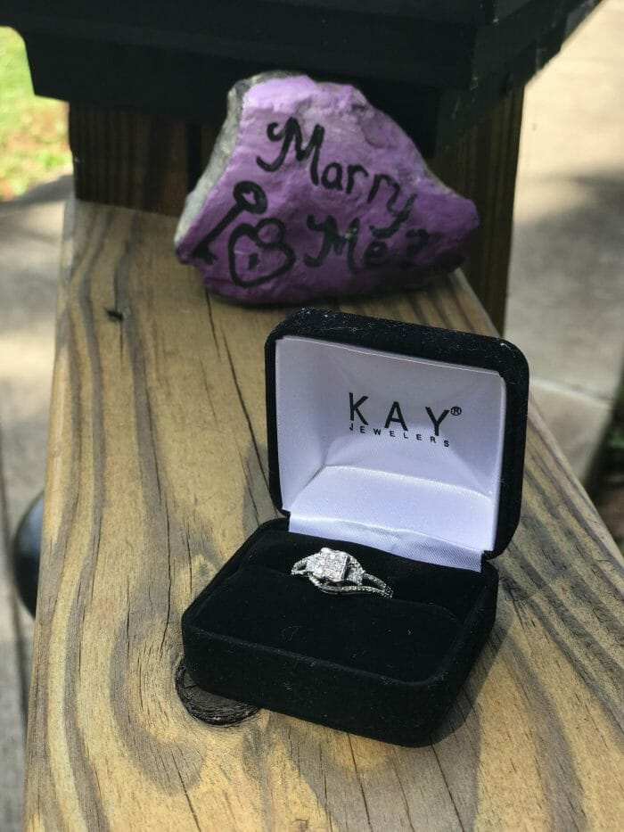 Engagement Proposal Ideas in Fort Boreman State Park