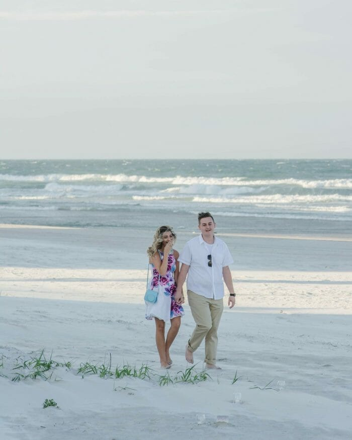 Marriage Proposal Ideas in Daytona Beach, FL