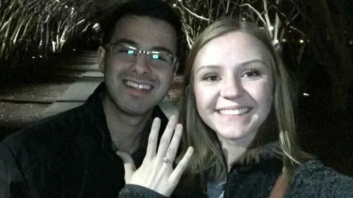 Wedding Proposal Ideas in Dallas Arboretum & Botanical Garden