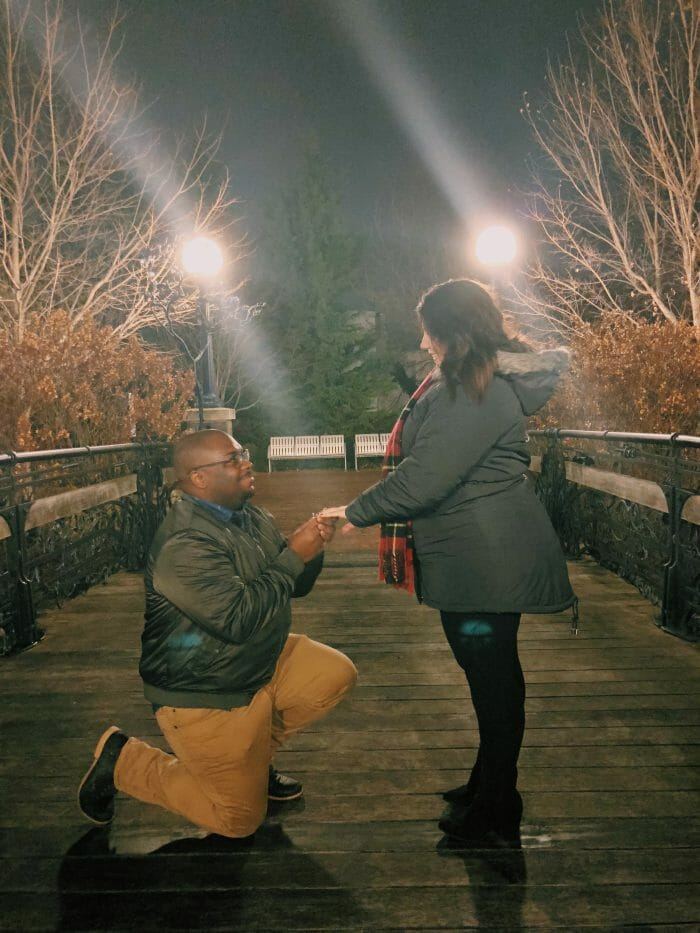 Where to Propose in Downtown Frederick, MD