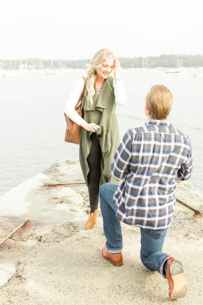 Marriage Proposal Ideas in Salem, MA
