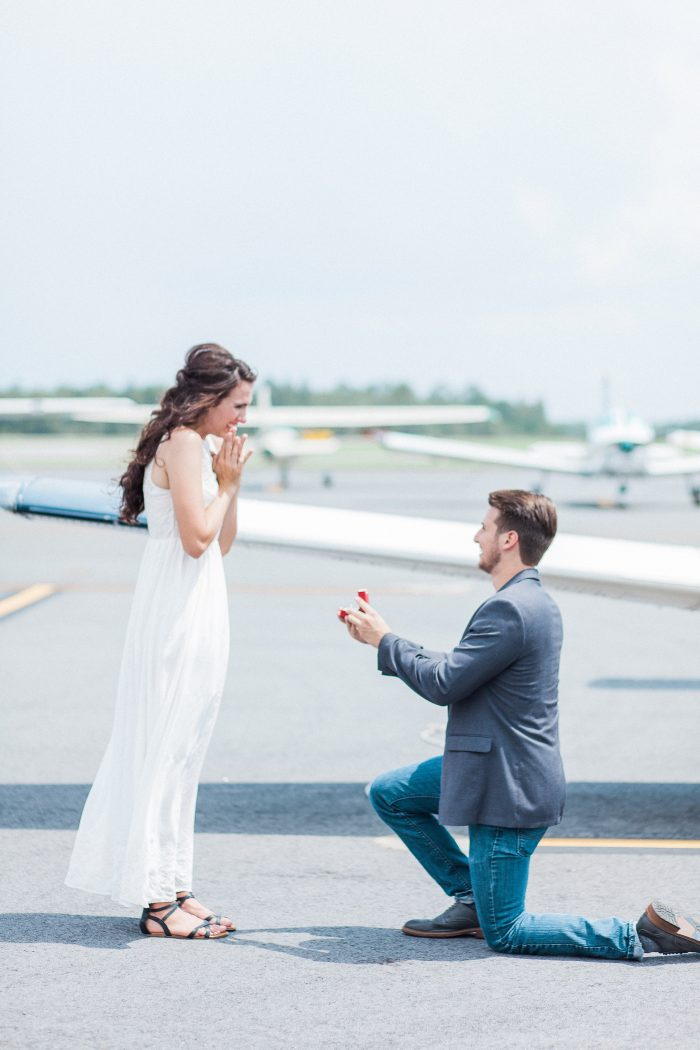 Where to Propose in Herlong International Airport