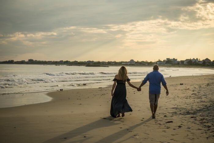 Rebecca and Jamie's Engagement in St. Maarten