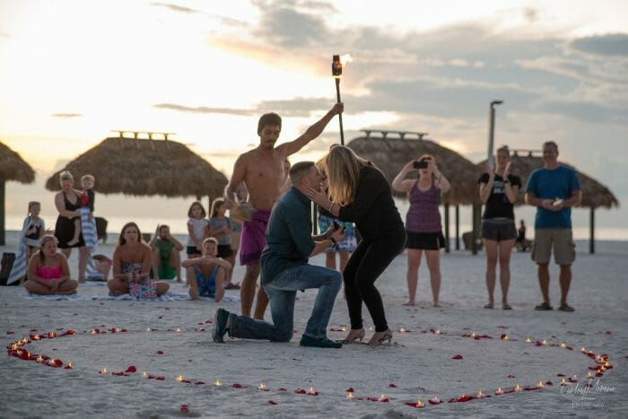 Marriage Proposal Ideas in Marco Island, FL