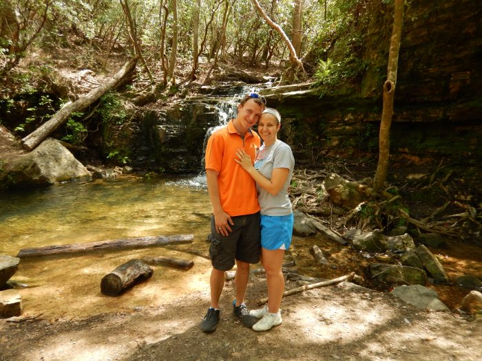 Wedding Proposal Ideas in FDR State Park in Pine Mountain, GA