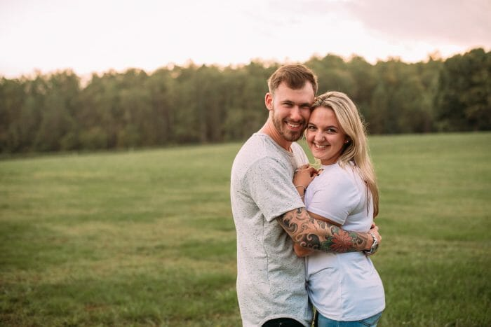 Wedding Proposal Ideas in Carter's Mountain Orchard