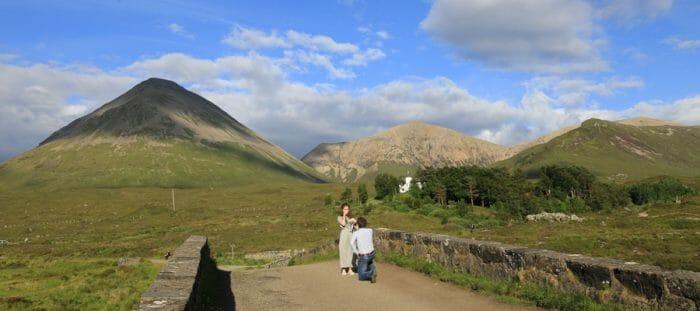 Engagement Proposal Ideas in Isle of Skye Scotland