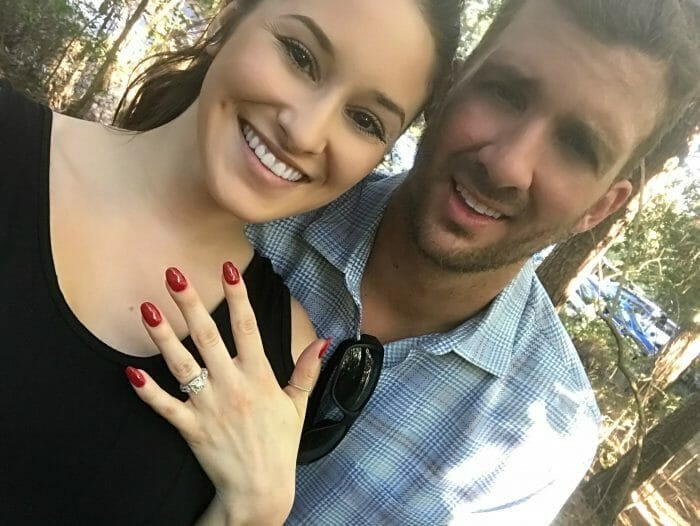 Wedding Proposal Ideas in The Park On Memorial