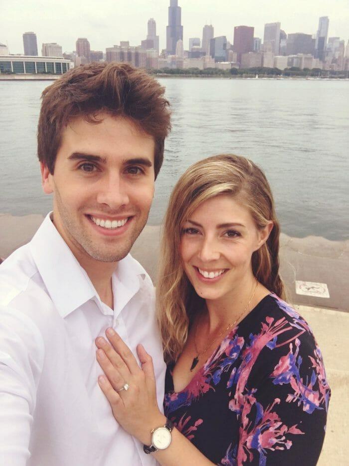 Wedding Proposal Ideas in Chicago