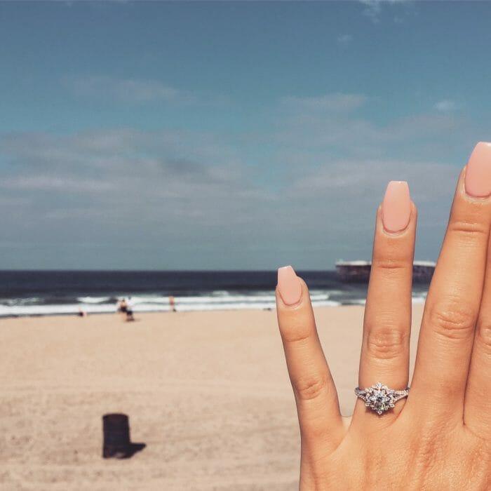 Marriage Proposal Ideas in La Jolla Beach