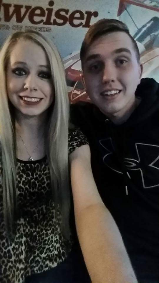 Megan's Proposal in Maryville, Missouri