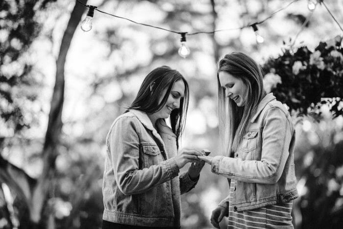 Marriage Proposal Ideas in Rocky Hills East Coast Tasmania