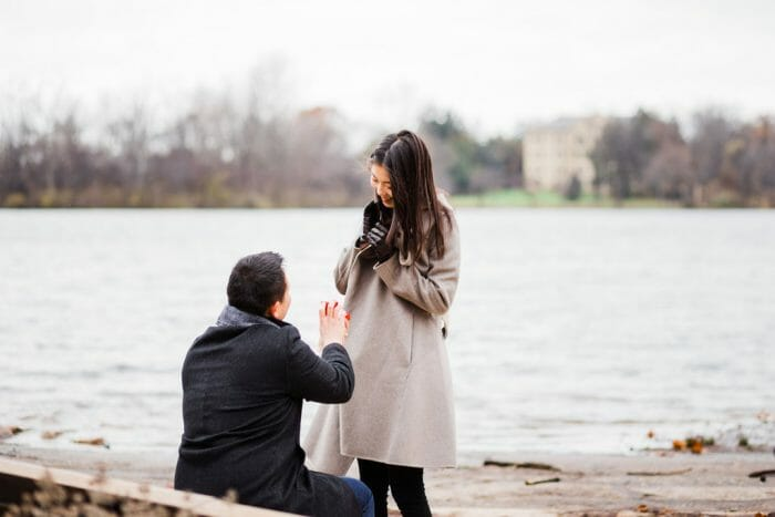 Where to Propose in Notre Dame University