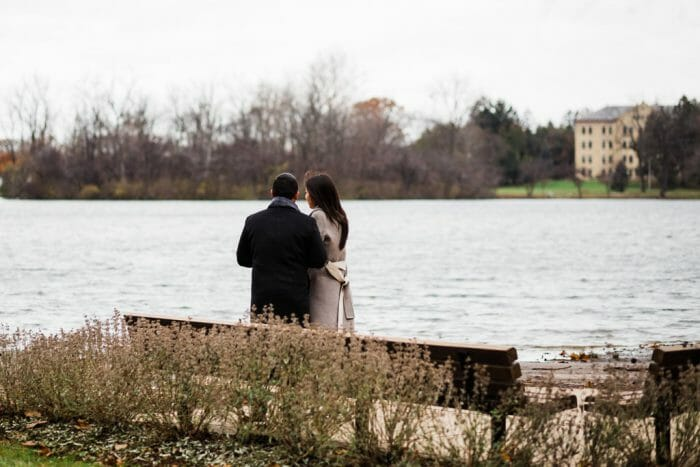Wedding Proposal Ideas in Notre Dame University