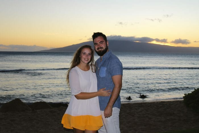 Chyenne's Proposal in Maui, Hawaii