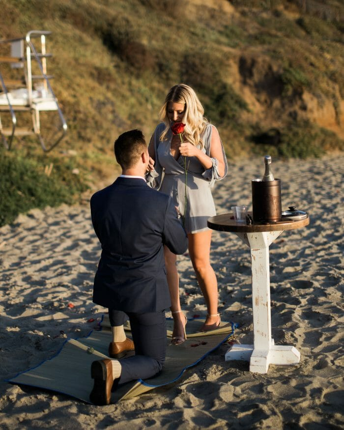 Engagement Proposal Ideas in Laguna Beach, CA