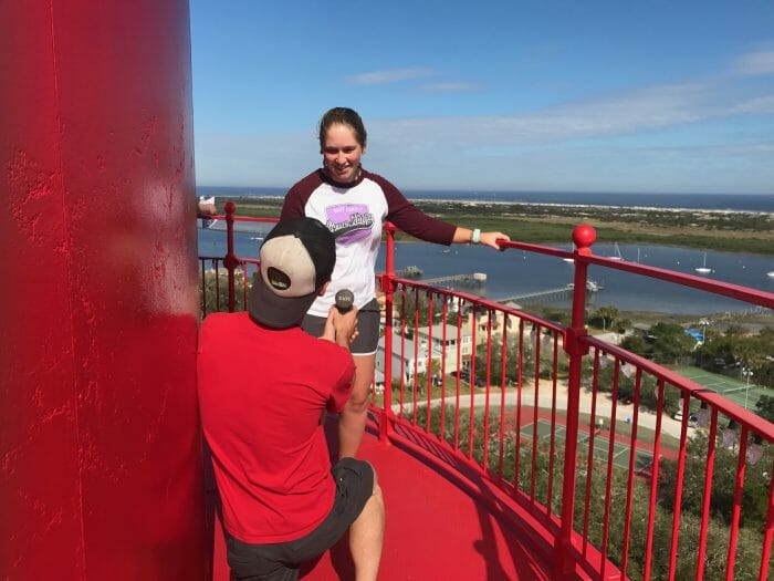 Where to Propose in St. Augustine, FL