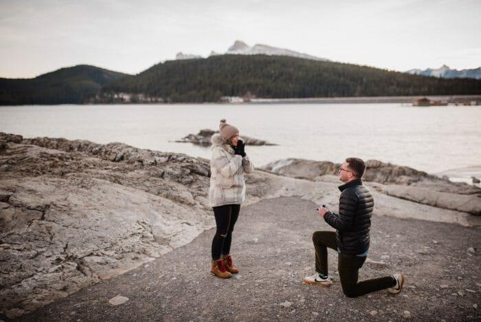 Engagement Proposal Ideas in Banff, Alberta, Canada