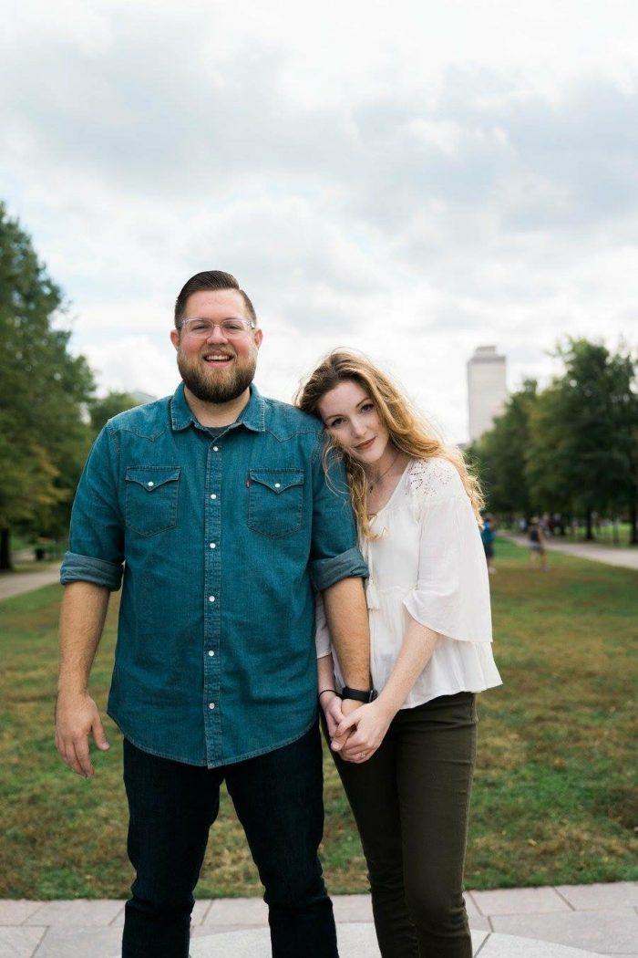 Autumn and John's Engagement in Nashville, TN