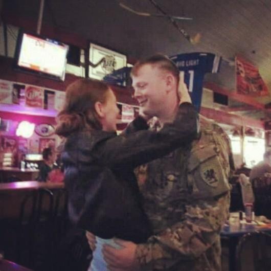 Stephanie's Proposal in Boyne, Michigan