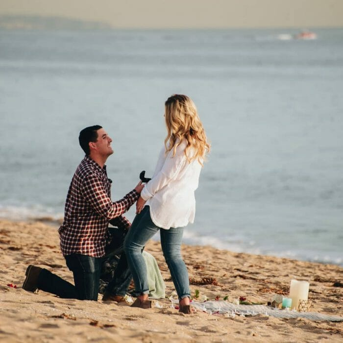 Wedding Proposal Ideas in balboa, ca