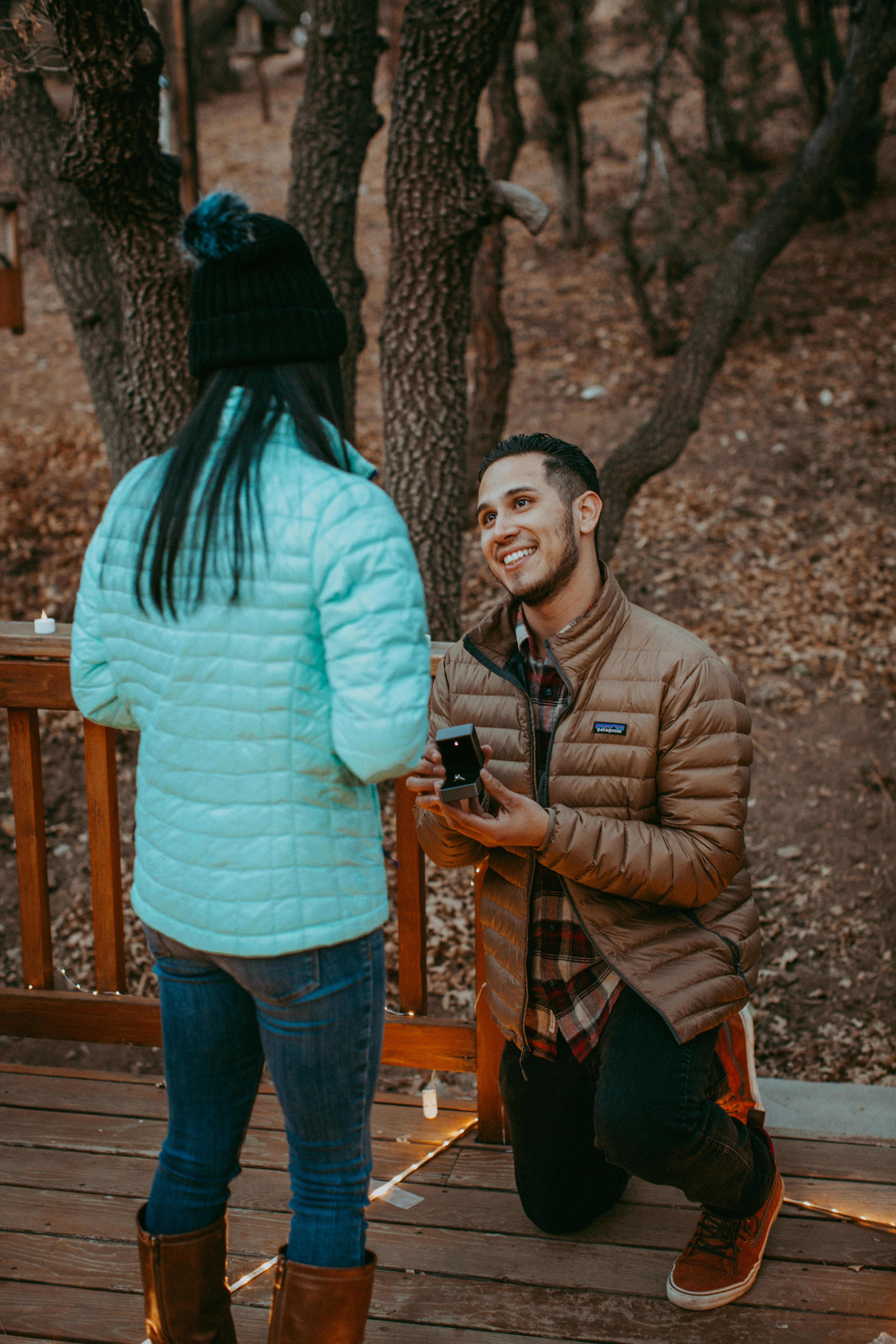 Engagement Proposal Ideas in Big Bear, CA