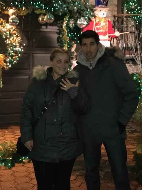 Engagement Proposal Ideas in Dyker Heights Brooklyn