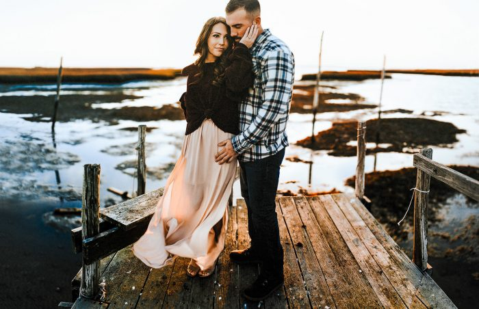 Where to Propose in Oyster Creek Inn, Leeds Point, NJ