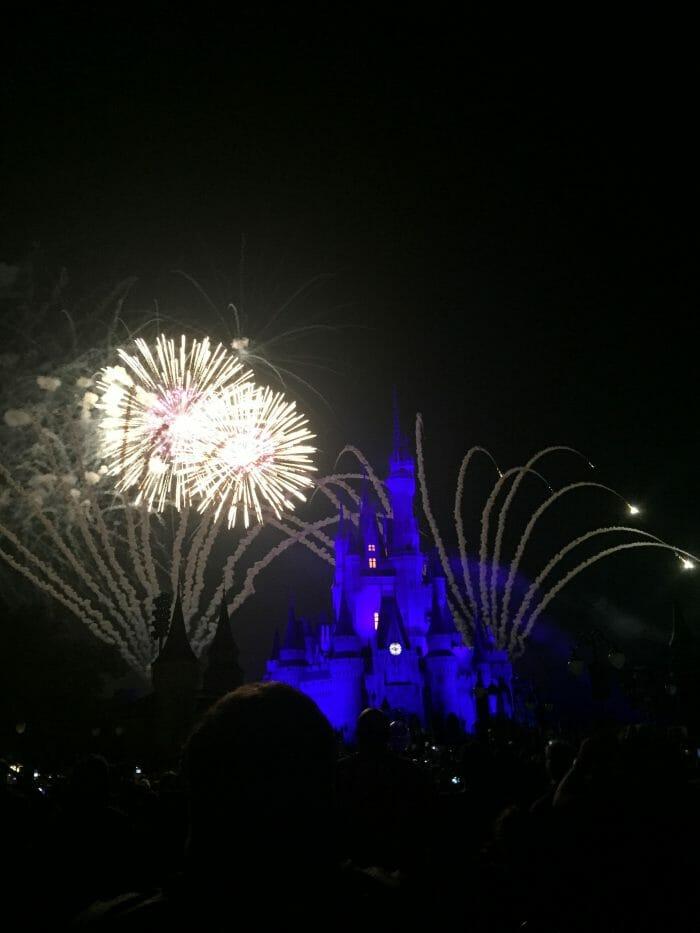 Marriage Proposal Ideas in Cinderella's Castle in Magic Kingdom (Disney World)