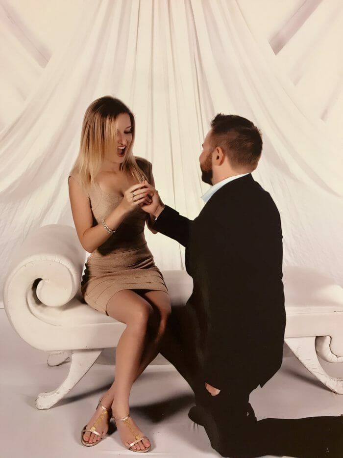 Wedding Proposal Ideas in Carnival Cruise