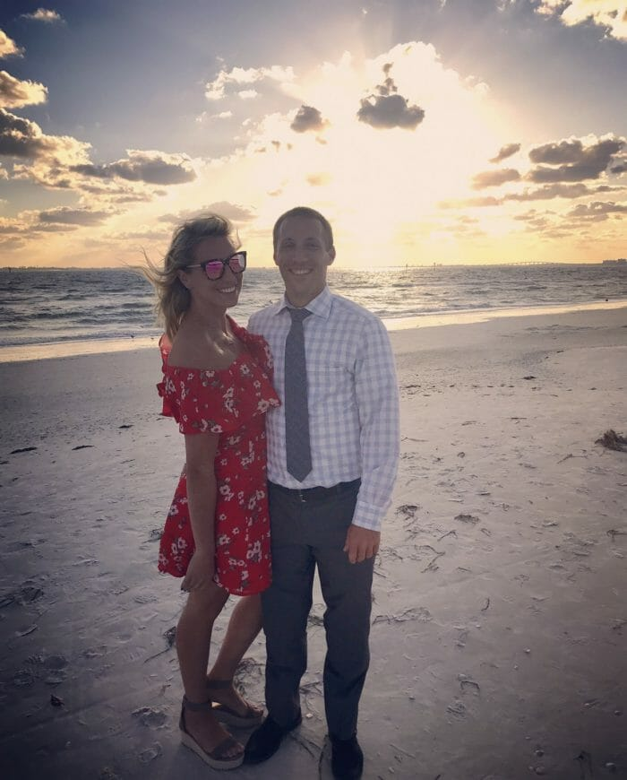Engagement Proposal Ideas in Our house in Saint Petersburg, Florida