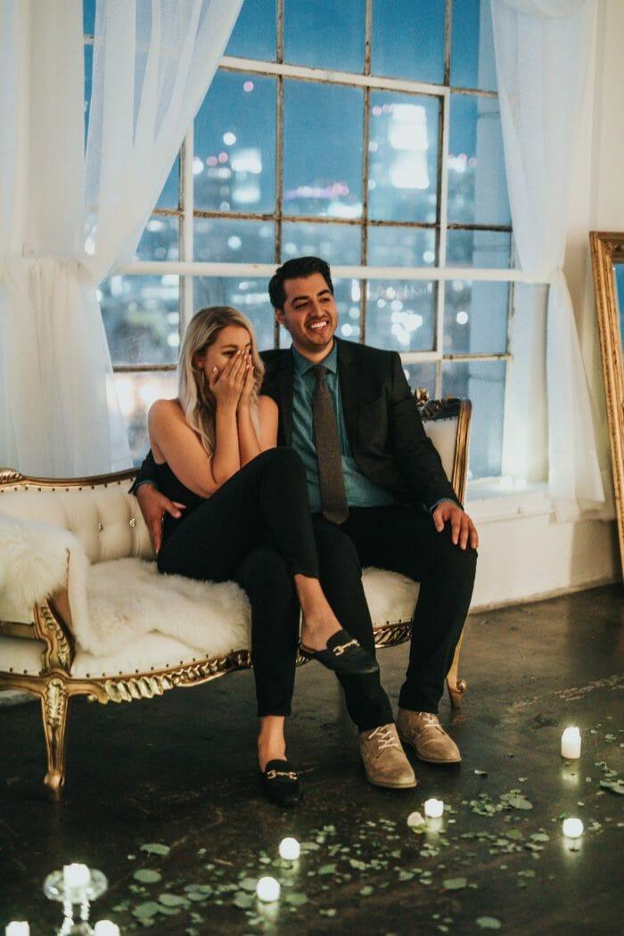 Wedding Proposal Ideas in Los Angles