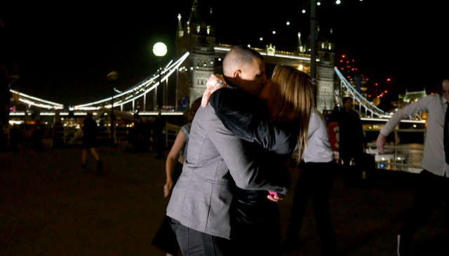 Where to Propose in Tower Bridge, London UK