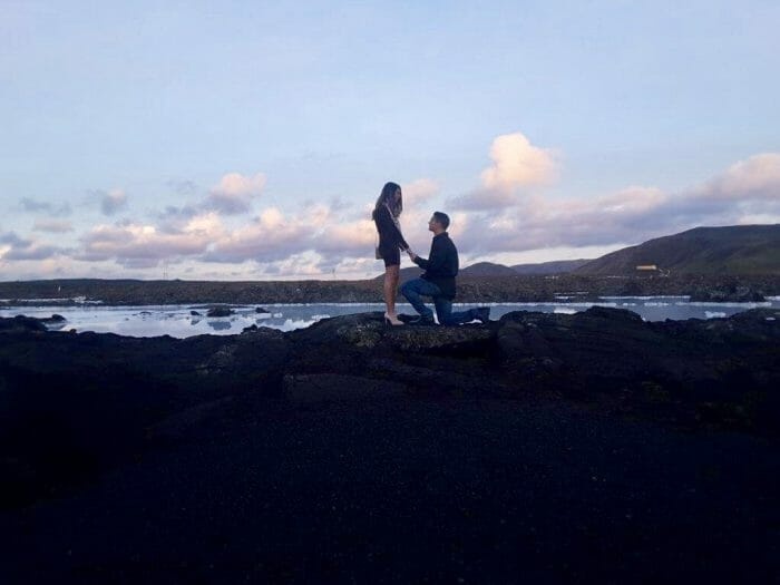 Proposal Ideas Blue Lagoon, Iceland