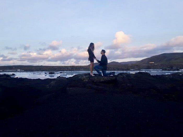 Proposal Ideas Blue Lagoon, Iceland
