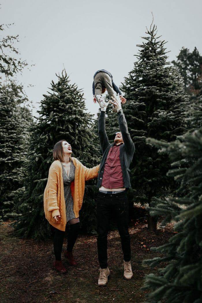 Proposal Ideas Furrow Christmas Tree Farm, Portland, OR