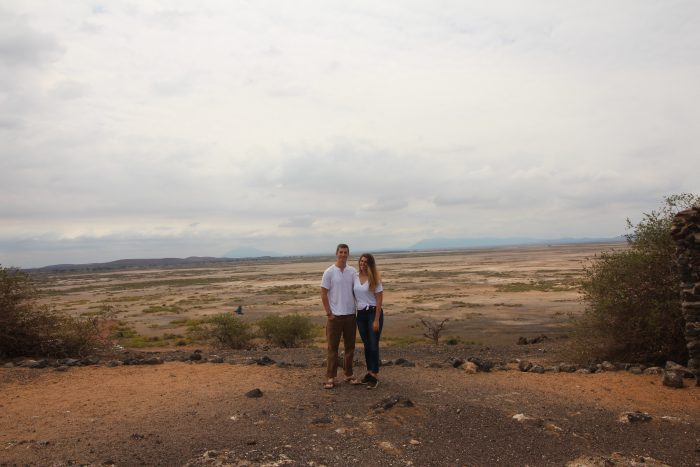 Erin and David's Engagement in On Safari in Amboseli National Park, Kenya