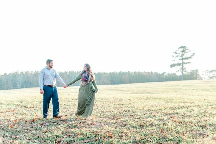Jordan's Proposal in Raleigh, NC