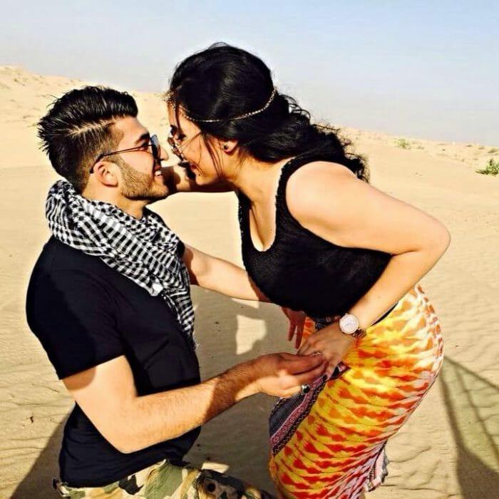 Wedding Proposal Ideas in Al Sahara Desert, Dubai, UAE