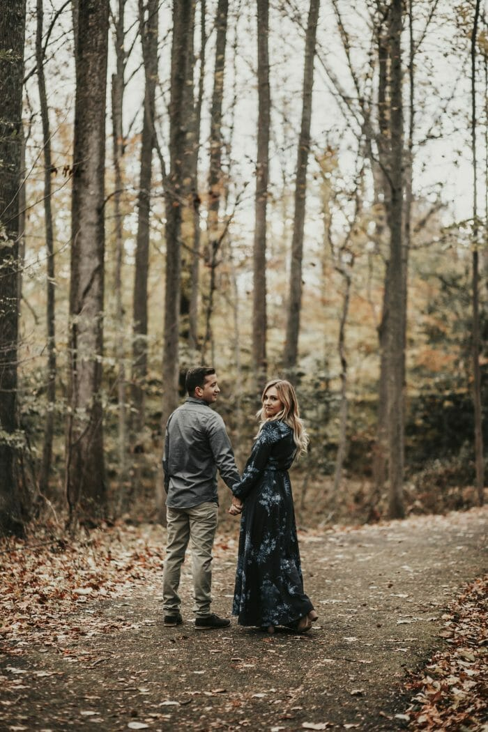 Wedding Proposal Ideas in Ramapo Reservation in Mahwah, New Jersey
