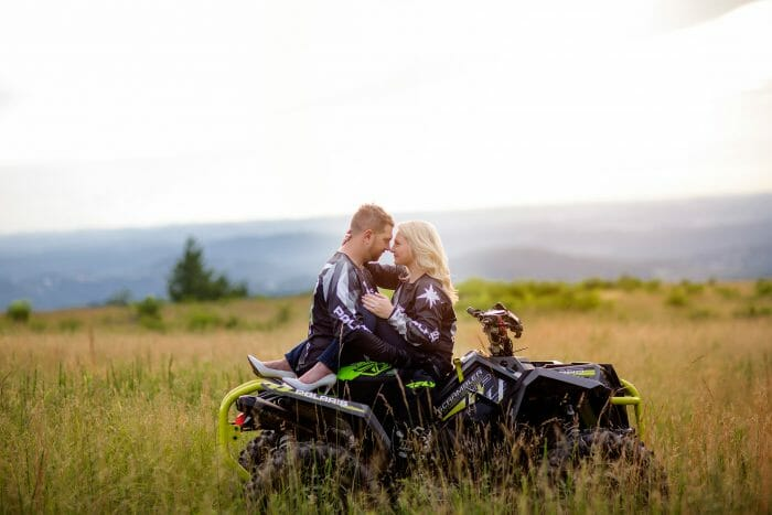Image 1 of Kati and Seth