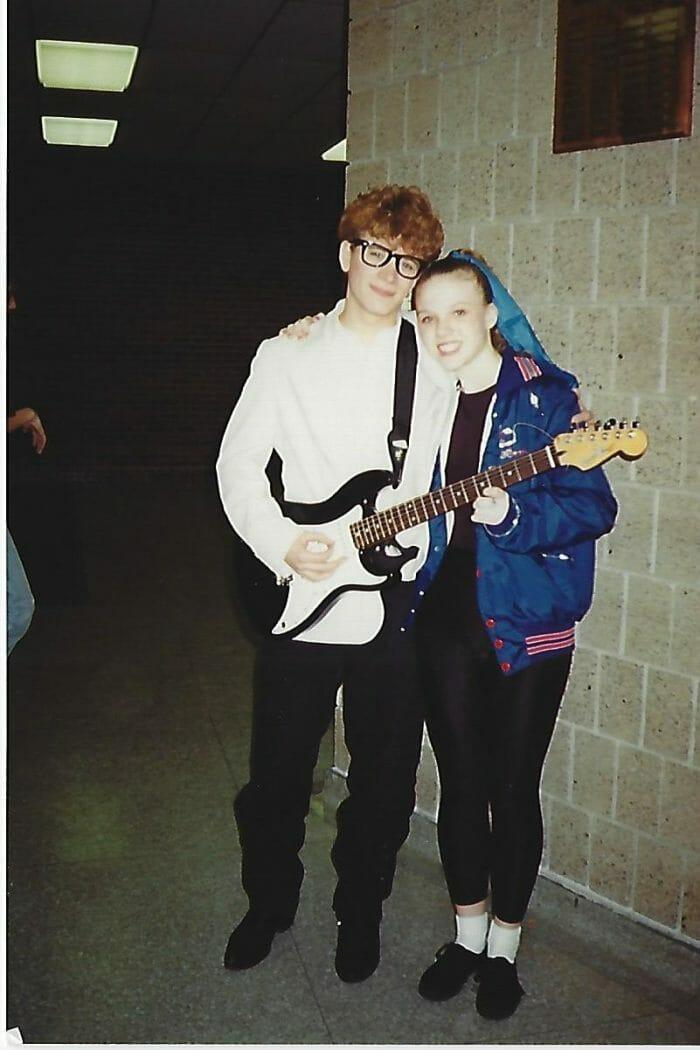 Image 1 of Jodi and David
