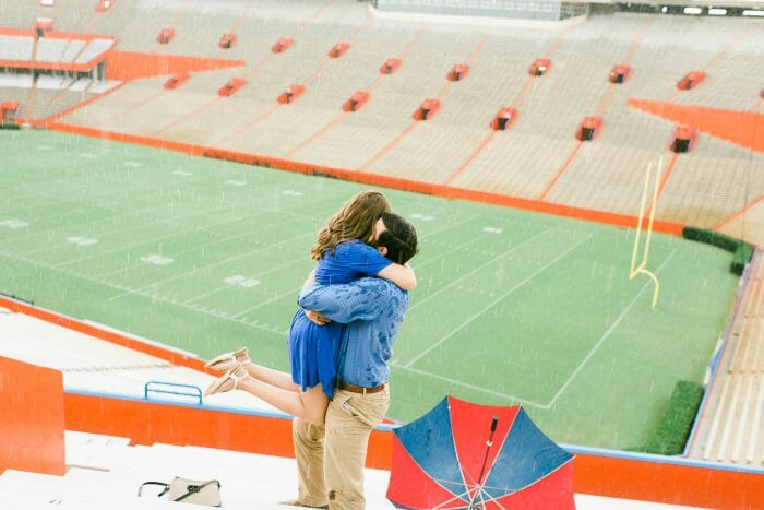 Proposal Ideas University of Florida Football Stadium. Gainesville, Florida