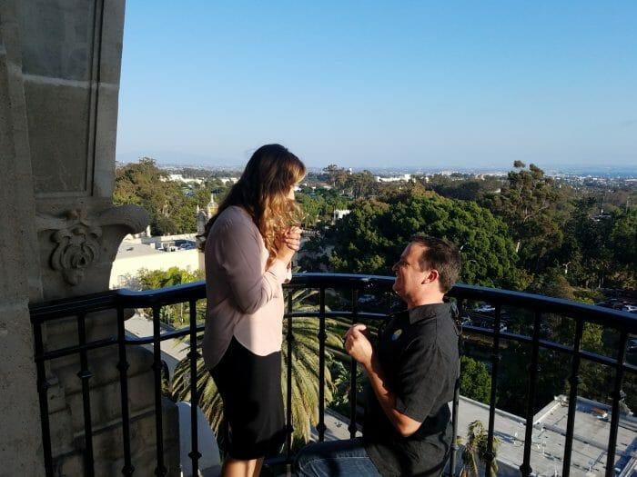 Proposal Ideas California Tower in Balboa Park, San Diego, California